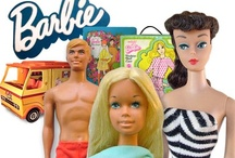 Toys: Dolls / Come in here for all sorts of awesome doll photos - favorites are dolls by Robert Tonner and Barbie! / by Erika Blake