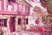 ℂℍÌℂ  - candYland / by ᄂYПDΛ