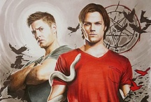 Sci Fi TV: Supernatural / by Erika Blake