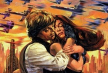Star Wars EU: Beyond the Saga / This board is for all things in the Star Wars expanded universe that took place after Return of the Jedi. / by Erika Blake