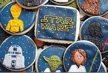 Star Wars GFFA Gourmet Style / All of the goodies & kitchen accoutraments needed to eat & party GFFA style! / by Erika Blake