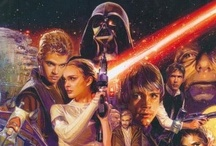 Star Wars Art: Book Covers, Posters & Merchandise / This board is for artwork that appeared on Star Wars book covers, trading cards, posters, and other assorted merchandise. / by Erika Blake