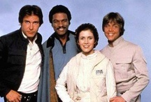 Star Wars Movies: Cast Promotional Photos / by Erika Blake