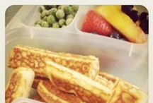RECIPES: School Lunches / ideas for what to pack for school lunched for children #lunch #kids #school