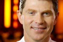 Recipes by Bobby Flay / Delicious recipes by star chef Bobby Flay.