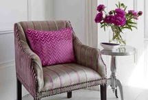 Metro Velvets  / Metro is a collection of five coordinating jacquard velvet patterns, suitable for drapes and furniture applications, including contract. The look is smart and stylish and the full pile velvet quality translates into a finish which is incredibly soft to the touch. The range includes a classic wide stripe Lexington, two multi coloured stripes, an ikat styled damask and a sculptured geometric pattern named Plaza.
