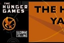 "The Hunger Games by Suzanne Collins (Book Club) / Pins inspired by the book ""The Hunger Games"" by Suzanne Collins. OBS May 2010 Book Club"
