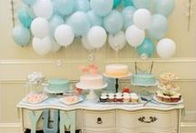 Party / Party ideas, table settings, decorations...... / by Brittany Withers