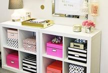 Home office spaces / by Michelle Broska
