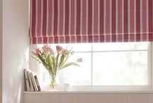 New England / A coordinated collection of classic cotton stripes and plains in a wide variety of modern colours. This heavy duty quality is both soft and durable, making it ideal for drapery, blinds, upholstery and other uses.