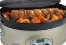 Crockpot Goodies / by Kathy Brown