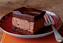 All Things Chocolate / From fudgy chocolate brownies to rich chocolate layer cake, here are fabulous chocolate recipes.