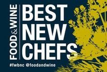 F&W Best New Chefs / Food and Wine's editors travel across America to find the country's Best New Chefs. To celebrate the 25th anniversary, here are recipes from the incredible cooking talents discovered over these many years.  / by Food & Wine