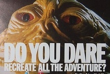 Star Wars Collectibles: Advertisements / Ads for Star Wars collectibles. / by Erika Blake