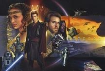 Star Wars Artist: Jerry Vanderstelt / by Erika Blake