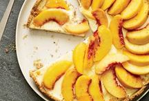 Beautiful Peach Recipes / by Food & Wine