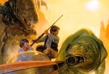 Star Wars Artist: Hugh Fleming / by Erika Blake