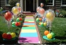 Candyland Birthday Party / Candyland Birhday Party ideas, activities, decorations and recipes #candyland #birthday #party #kids