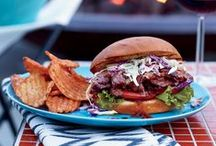 Summer Cookout Recipes / These delicious recipes include spicy and sticky baby back ribs and crunchy coleslaw.  / by Food & Wine