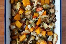 Healthy Thanksgiving Recipes / Crisp and crunchy salads, hearty grains and more.  / by Food & Wine