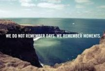 Keeping Memories Close