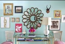 Beautiful Framing and Hanging Solutions / Beautiful frames
