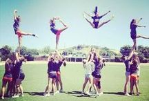 Cheer! / by Brittany Withers