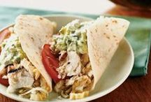 Terrific Tacos / From fish tacos with creamy lime guacamole to crispy fried chicken-filled tacos, here are terrific taco recipes.