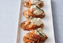 New Year's Eve Recipes / From luxe scallops with potato pancakes and caviar sauce to festive sparkling cocktails, here are great recipes for a New Year's Eve bash.