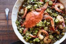 Cajun and Creole Recipes / From shrimp-and-crab gumbo to a crab and andouille sausage jambalaya, here are great Cajun and Creole recipes.