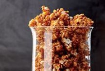 Oscars Viewing Party Recipes / Taking our cue from classic movie-theater snacks,  we've collected recipes for a fabulous Oscars viewing party. Plus, party dips, punches and more.