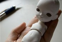 Ball jointed dolls / Ball jointed dolls, tutorials, ideas
