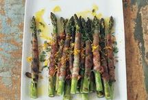 Asparagus / From Mario Batali's pancetta-wrapped asparagus to crispy asparagus tempura, here are delicious asparagus recipes. / by Food & Wine