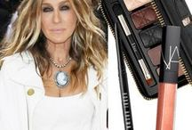 Sarah Jessica Parker / SJP's eclectic, feminine, colorful and sophisticated style