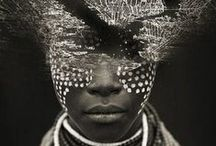 *Africa, Origin of Man* / and here we were all born, and here we shall return to  / by Aarti K