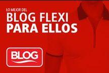 Lo mejor del Blog Flexi para Ellos / En este tablero, encontrarás los mejores artículos de nuestro blog para todos los hombres, ¡imperdible!