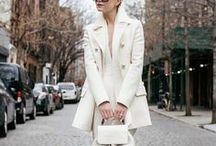 White Suits / Obsessed with White Suits - Especially if they're styled like a tuxedo