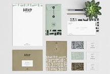 DESIGN - BRANDING + LOGO / Branding we love.