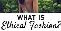 Ethical, Eco-Friendly & Fair Trade Clothing Garments