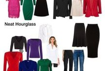 Hourglass Body Shape Styling Tips