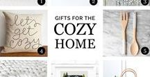 A Gift Guide for the Cozy Home