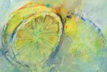 Art & Color Inspirations / by Jen Johnson