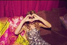 Hand Hearts With Taylor