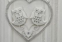 ღ Owls / Owls is pretty as on necklaces, earings, bags, shoes, rings, phone covers...