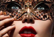 ღ Beauty Under The Mask / Carnival masks