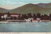 Postcards from Lake George