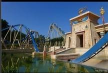 Parc Astérix / French theme park near Paris based on famous French comic book hero.