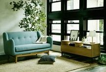 Spaces + Interiors / Lovely and inspiring spaces
