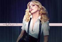 Madonna's million looks
