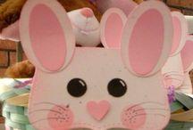 Easter cards/crafts